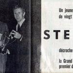 Mit Maurice Chevalier Preisverleihung